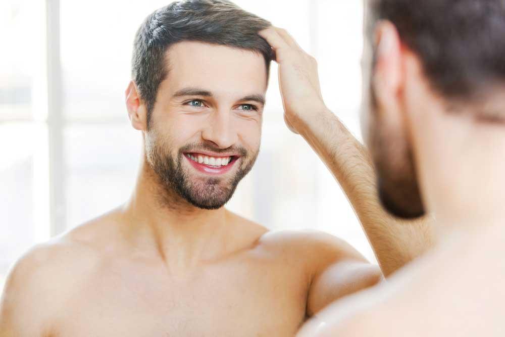 ماسک طبیعی تقویت مو