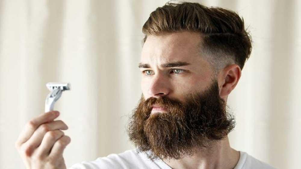 روش های اصلاح صورت مردان
